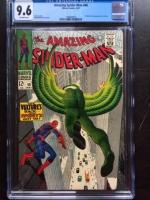 Amazing Spider-Man #48 CGC 9.6 ow