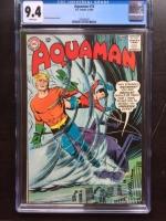 Aquaman #15 CGC 9.4 w