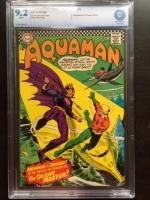 Aquaman #29 CGC 9.2 w