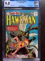 Brave and the Bold #42 CGC 9.0 cr/ow