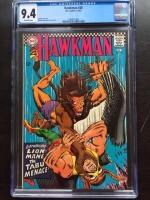 Hawkman #20 CGC 9.4 ow