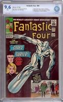 Fantastic Four #50 CBCS 9.6 w Slobodian