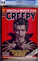 Creepy #111 CGC 9.8 ow/w