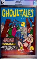Ghoul Tales #3 CGC 9.4 ow
