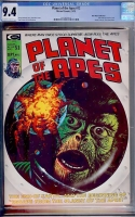 Planet of the Apes #12 CGC 9.4 ow/w Don Rosa Collection
