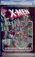 Marvel Graphic Novel #5 CGC 9.8 w