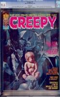 Creepy #77 CGC 9.6 w