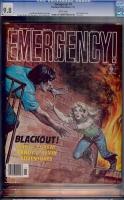 Emergency! #4 CGC 9.8 w