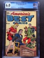 America's Best Comics #30 CGC 6.0 ow/w