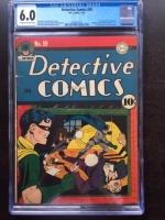 Detective Comics #59 CGC 6.0 ow/w
