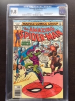 Amazing Spider-Man #177 CGC 9.8 w