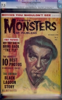 Famous Monsters of Filmland #5 CGC 7.5 ow/w