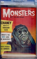 Famous Monsters of Filmland #8 CGC 8.0 ow/w