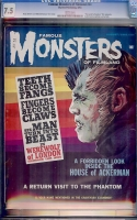 Famous Monsters of Filmland #24 CGC 7.5 w