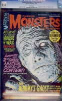 Famous Monsters of Filmland #36 CGC 9.4 w
