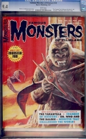 Famous Monsters of Filmland #44 CGC 9.4 w