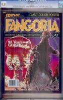 Fangoria #1 CGC 9.8 w