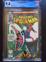 Amazing Spider-Man #211 CGC 9.8 w