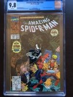 Amazing Spider-Man #333 CGC 9.8 w