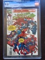 Amazing Spider-Man #379 CGC 9.8 w
