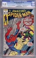 Amazing Spider-Man #98 CGC 9.8 ow