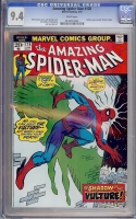 Amazing Spider-Man #128 CGC 9.4 w