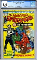 Amazing Spider-Man #129 CGC 9.6 w