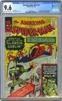 Amazing Spider-Man #14 CGC 9.6 ow/w