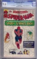 Amazing Spider-Man #19 CGC 9.6 ow/w