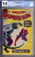 Amazing Spider-Man #45 CGC 9.8 ow/w