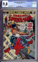 Amazing Spider-Man #123 CGC 9.8 w