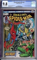 Amazing Spider-Man #124 CGC 9.8 ow/w