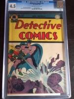 Detective Comics #97 CGC 4.5 ow/w