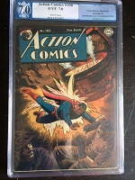 Action Comics #108 CGC 7.0 w
