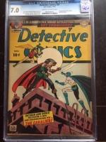 Detective Comics #81 CGC 7.0 cr/ow
