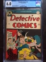 Detective Comics #107 CGC 6.0 ow/w