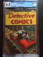 Detective Comics #111 CGC 6.5 cr/ow