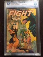 Fight Comics #40 CBCS 4.5 ow/w
