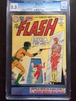 Flash #119 CGC 8.5 ow/w