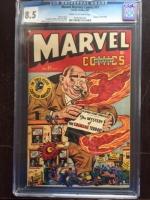 Marvel Mystery Comics #81 CGC 8.5 cr/ow