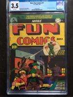 More Fun Comics #77 CGC 3.5 w