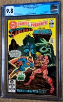 DC Comics Presents #47 CGC 9.8 w