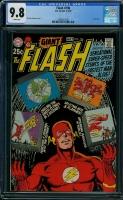 Flash #196 CGC 9.8 w