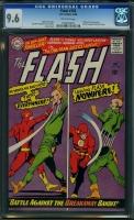 Flash #158 CGC 9.6 ow