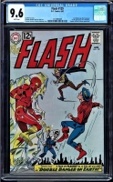 Flash #129 CGC 9.6 w