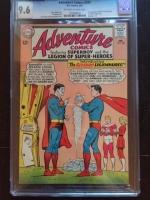 Adventure Comics #329 CGC 9.6 ow/w