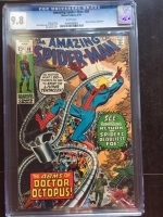 Amazing Spider-Man #88 CGC 9.8 w
