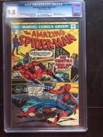 Amazing Spider-Man #147 CGC 9.8 ow/w