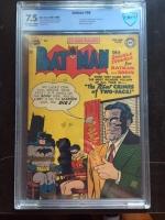 Batman #68 CBCS 7.5 ow/w