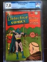 Detective Comics #116 CGC 7.0 w